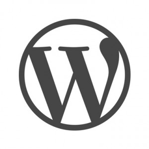 PSD to WordPress Services Logo