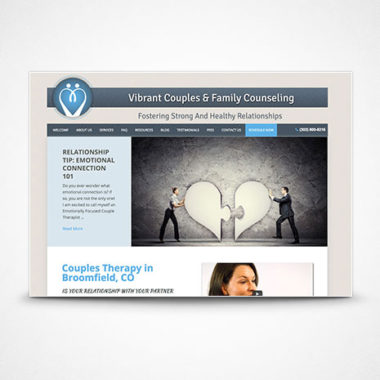 Vibrant Couples & Family Counseling