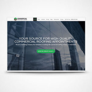 Commercial Roofing Leads