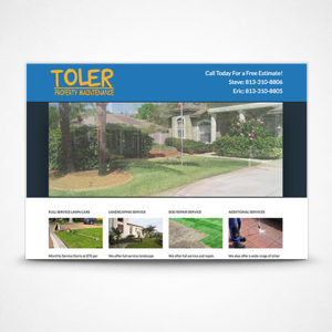 Toler Property Maintenance